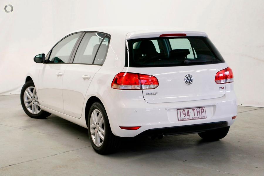 2012 Volkswagen Golf 118TSI Comfortline VI