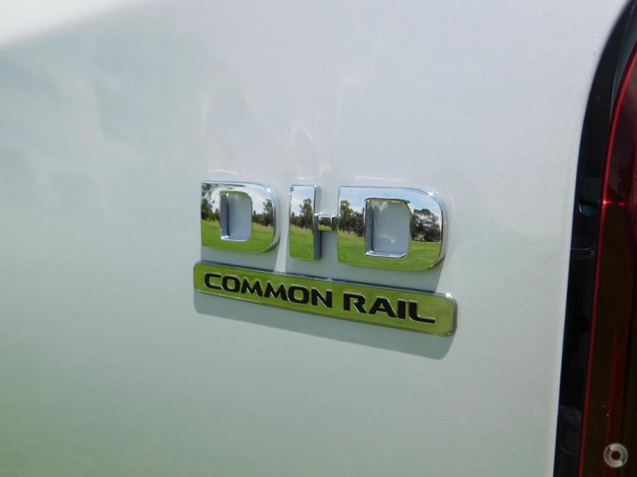 2018 Mitsubishi Triton GLS MR