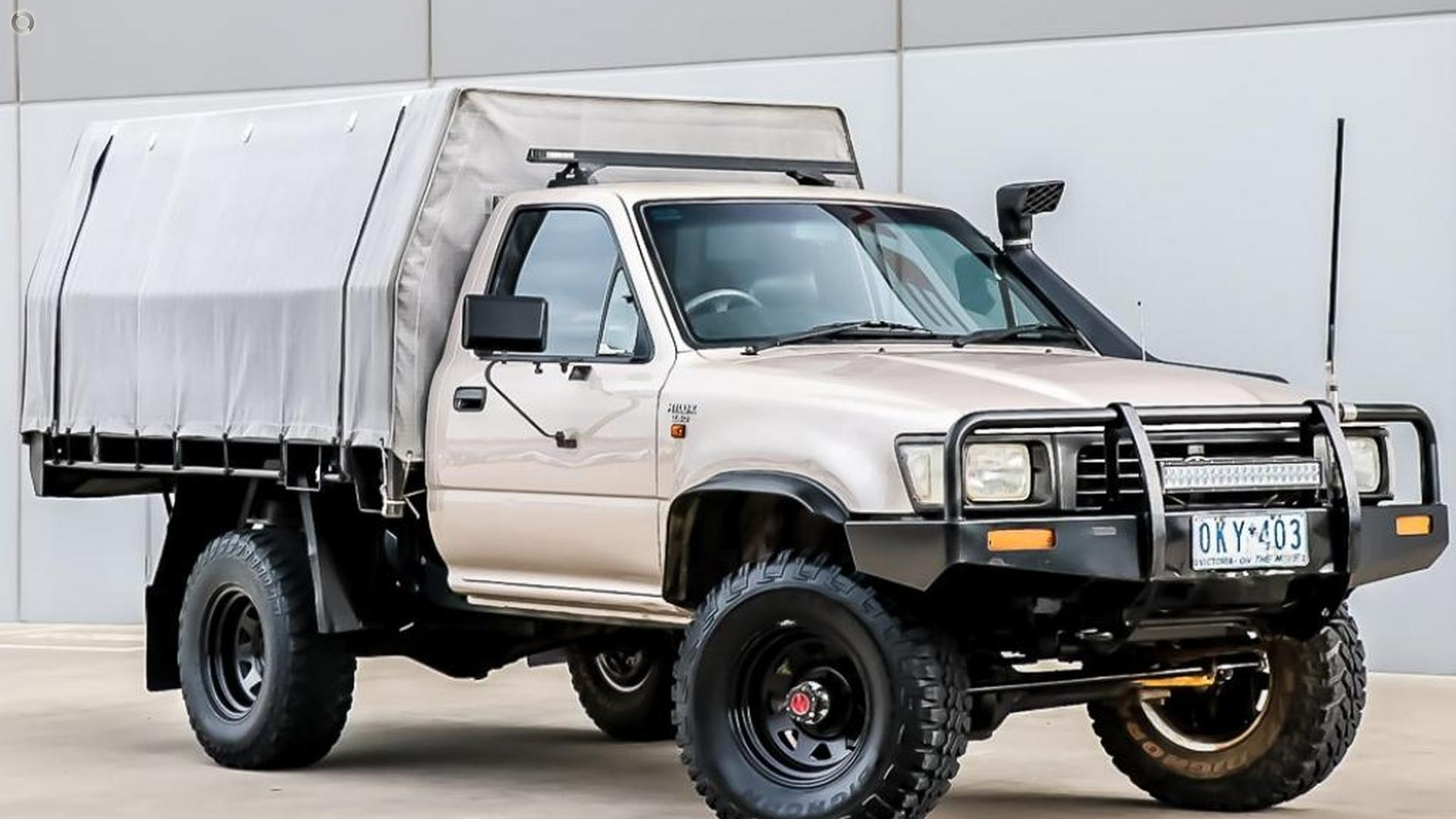 1997 Toyota Hilux LN106R