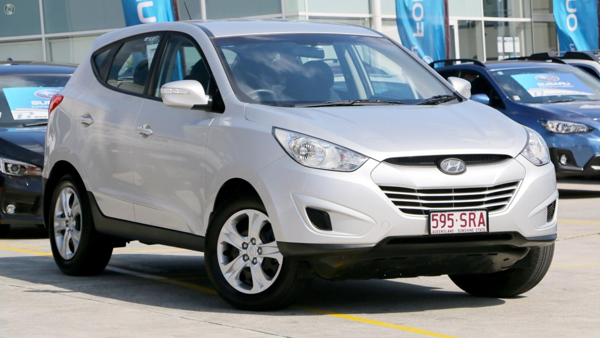 2012 Hyundai Ix35 LM