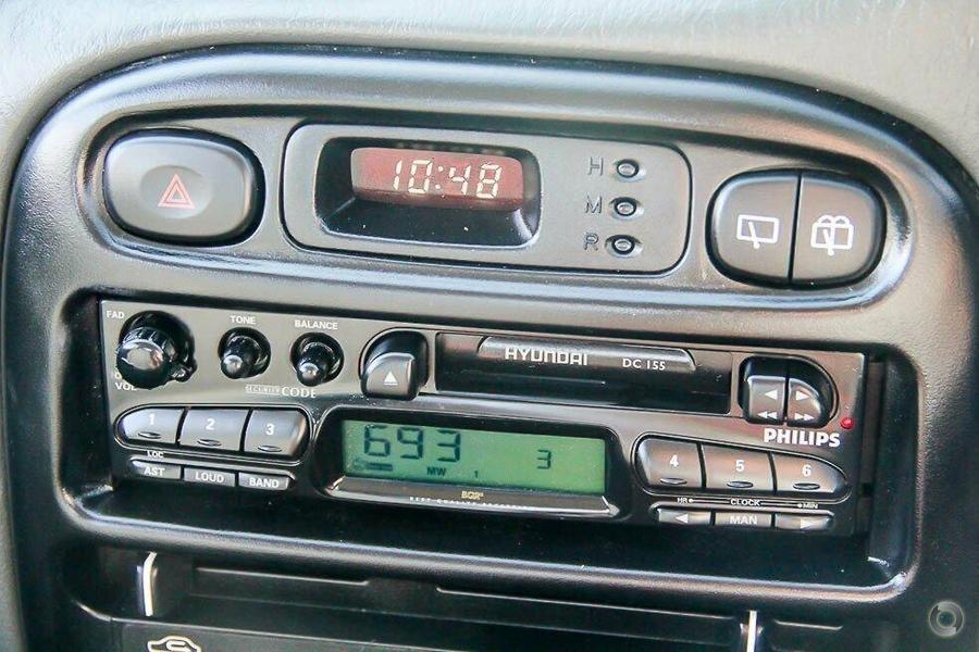 2000 Hyundai Excel GX X3