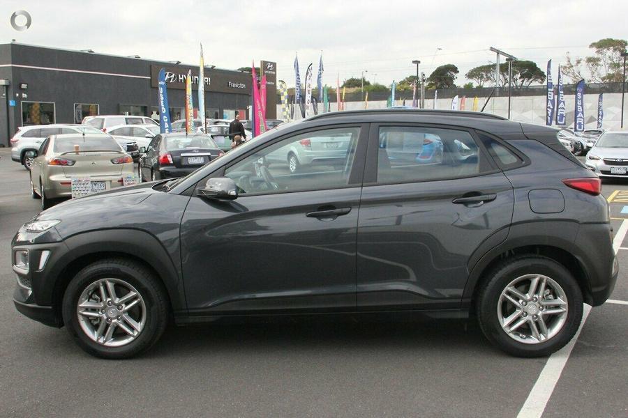 2018 Hyundai Kona Active OS