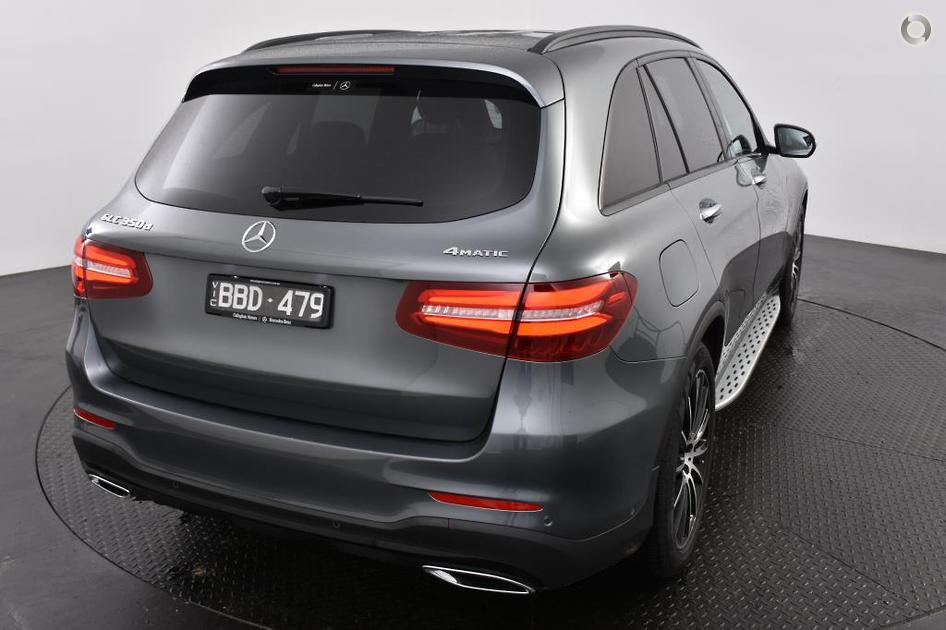 2019 Mercedes-Benz GLC 350 D Wagon