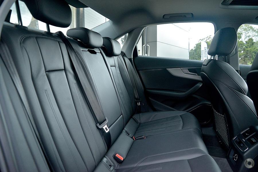 2018 Audi A4 S line B9