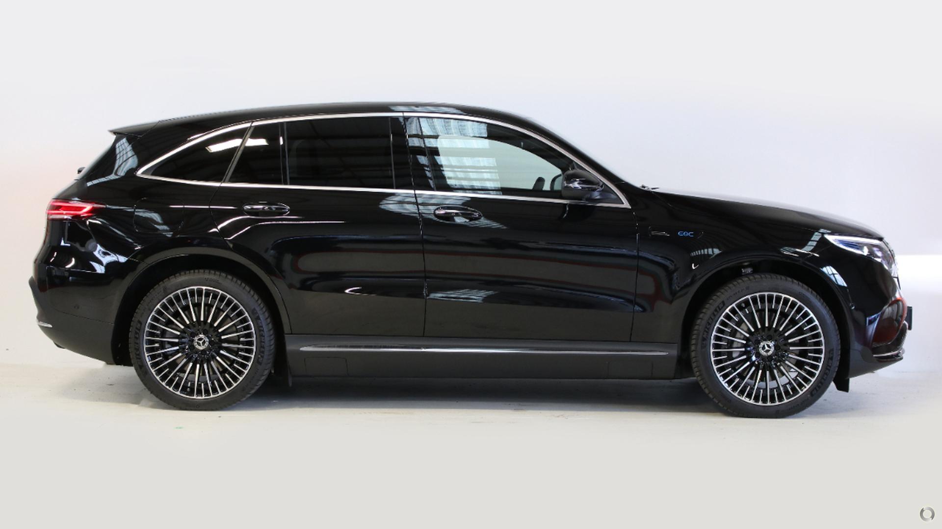 2020 Mercedes-Benz EQC 400 Wagon