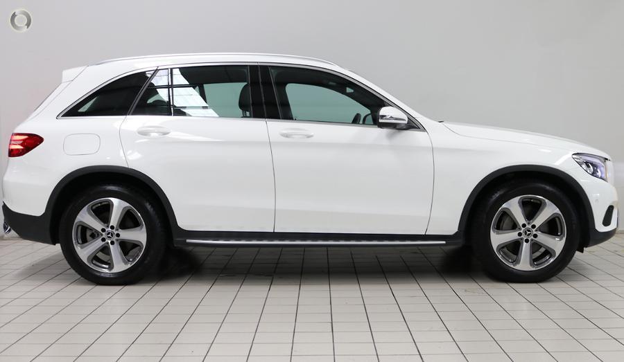 2017 Mercedes-Benz GLC 220 Wagon