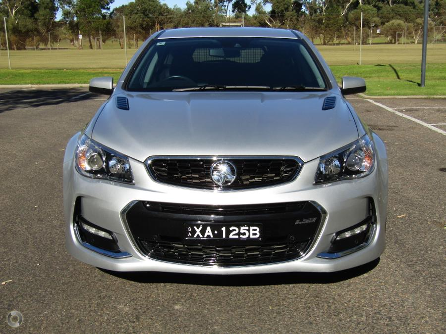 2016 Holden Commodore SS V VF Series II - Duttons