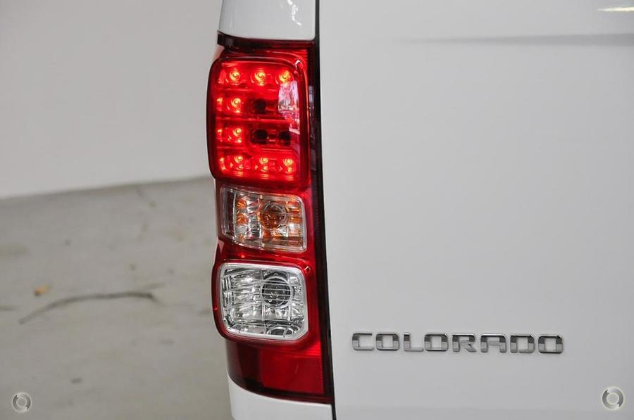 2019 Holden Colorado LTZ RG