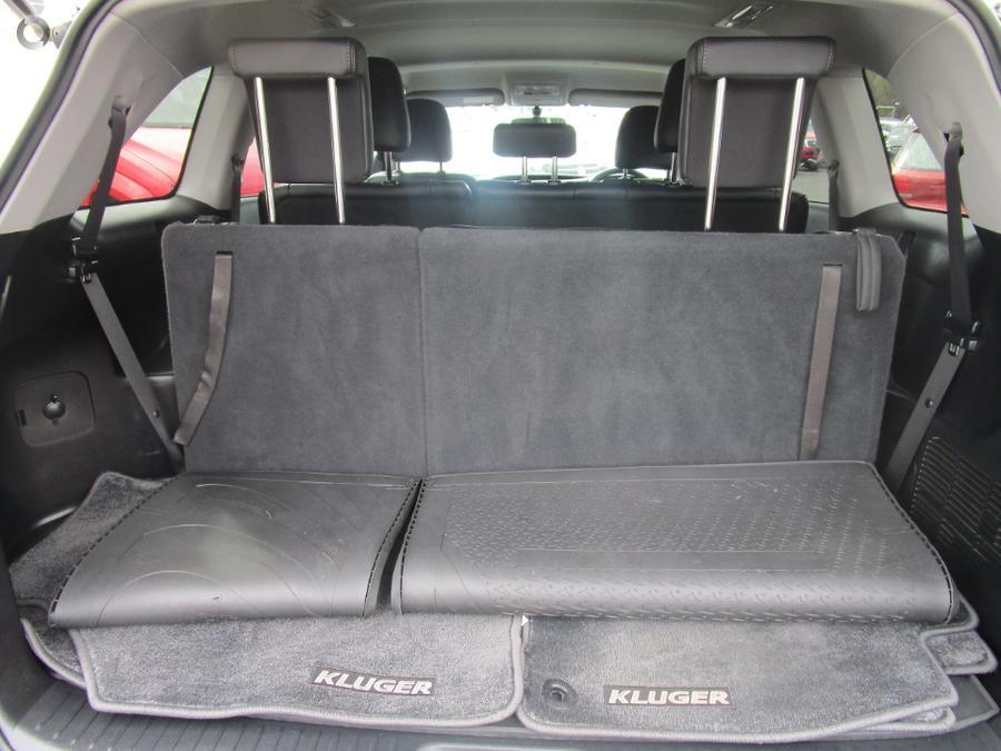 2014 Toyota Kluger GXL GSU55R