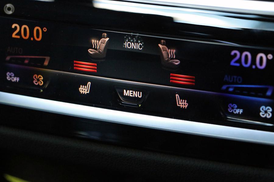 2019 BMW 530i Luxury Line