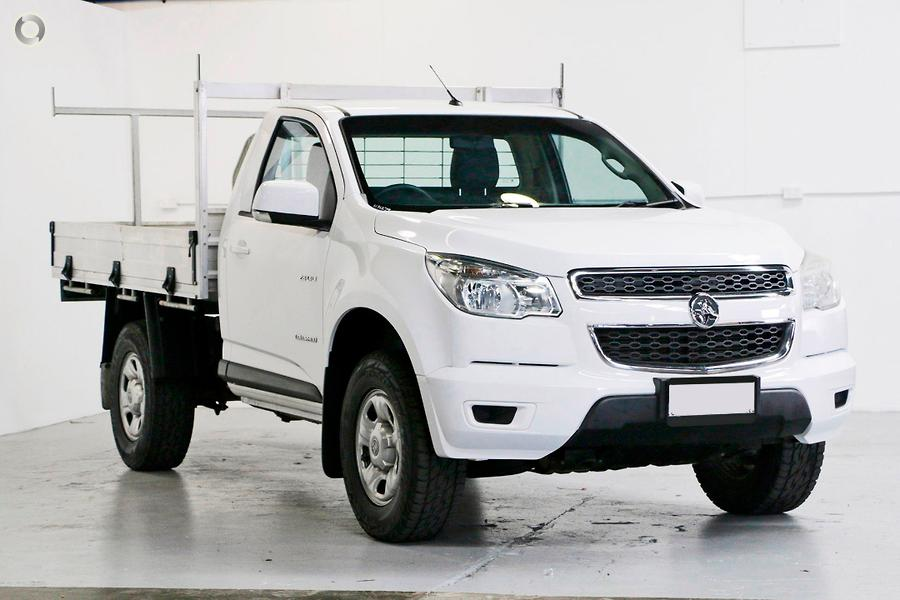 2014 Holden Colorado LX RG