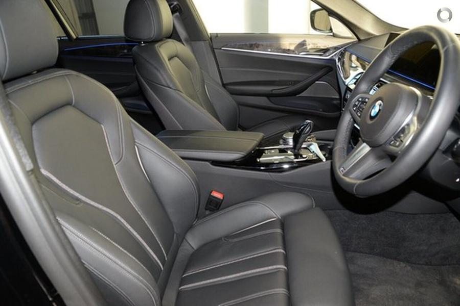 2018 BMW 5 Series 530e M Sport