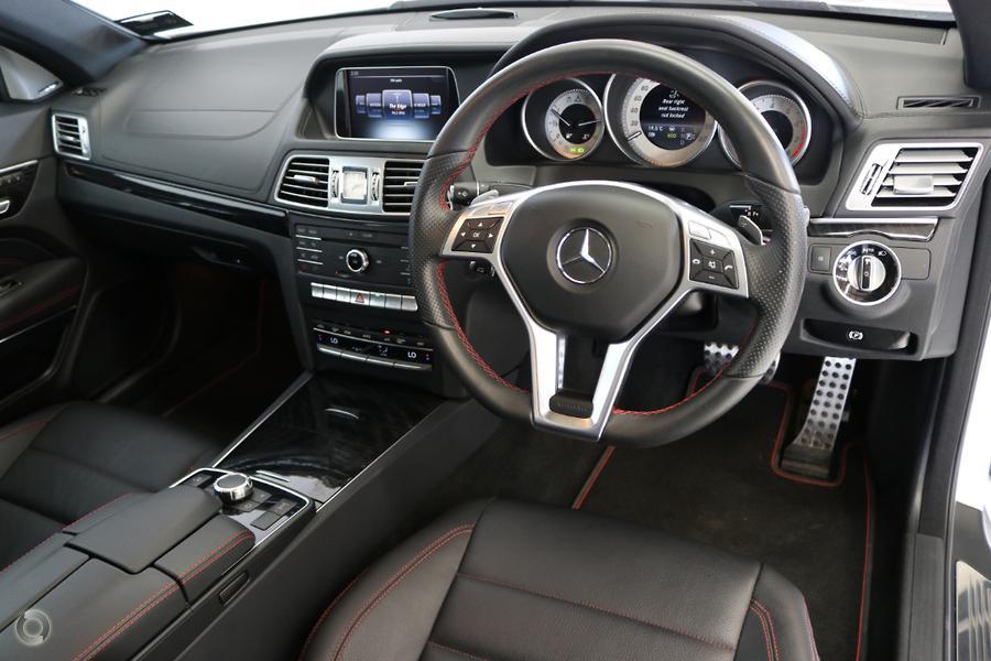 2016 Mercedes-Benz E 400 Coupe