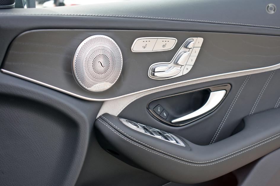2018 Mercedes-Benz GLC 63 Suv