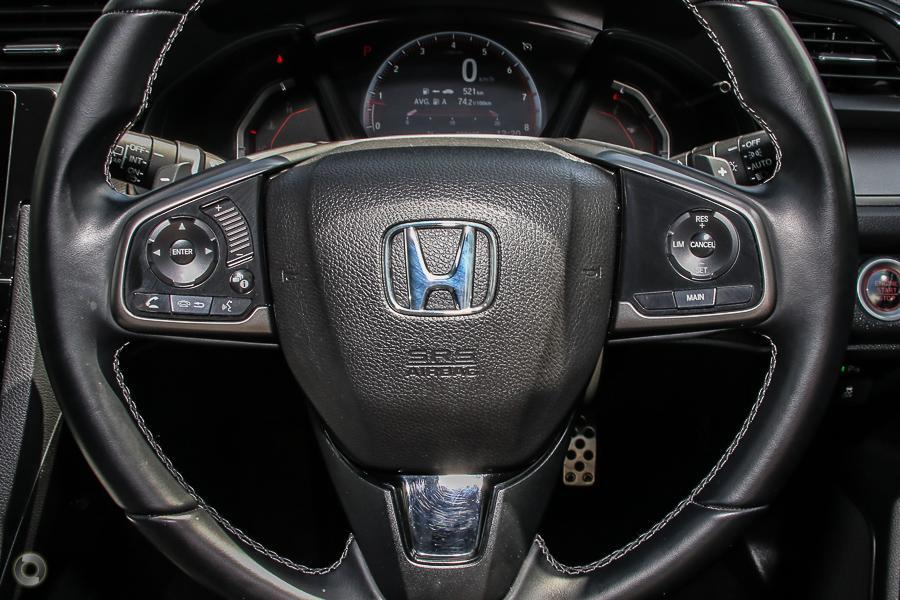 2017 Honda Civic VTi-L 10th Gen