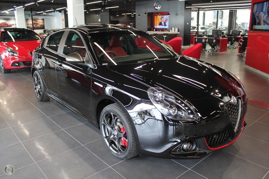 2019 Alfa Romeo Giulietta Veloce S Series 2