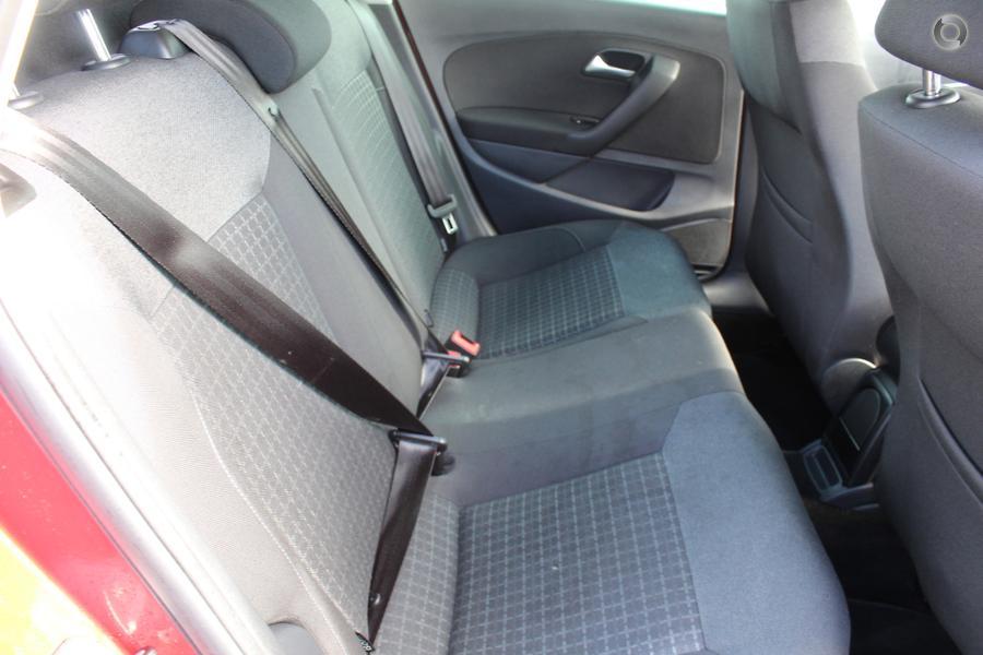 2015 Volkswagen Polo 81TSI Comfortline 6R