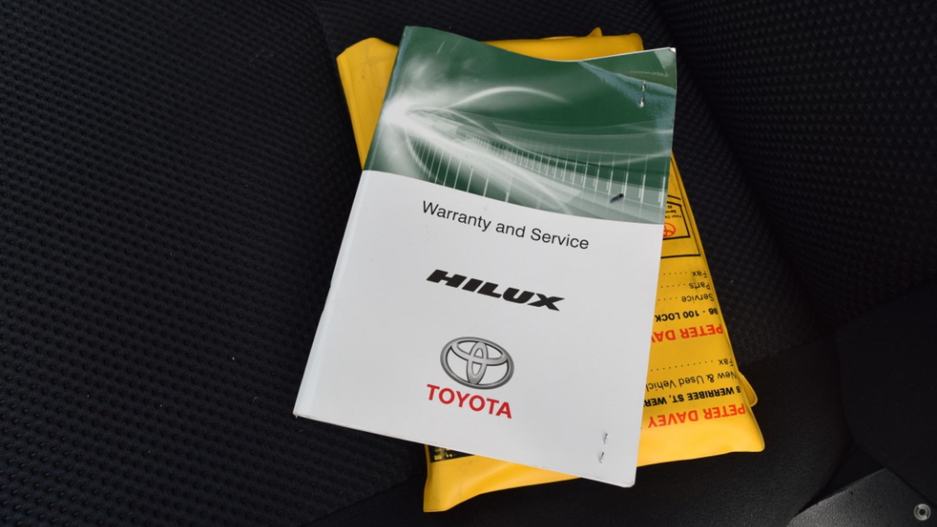 2014 Toyota Hilux SR GGN15R