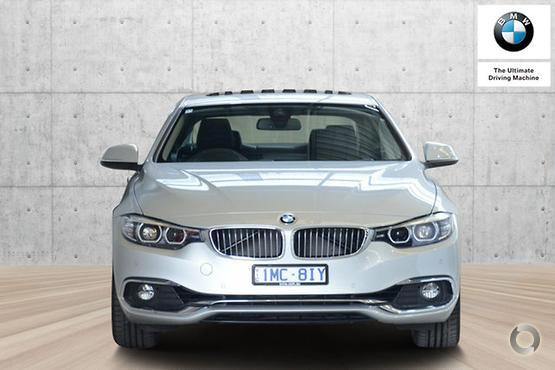 2017 BMW 420 i Luxury Line