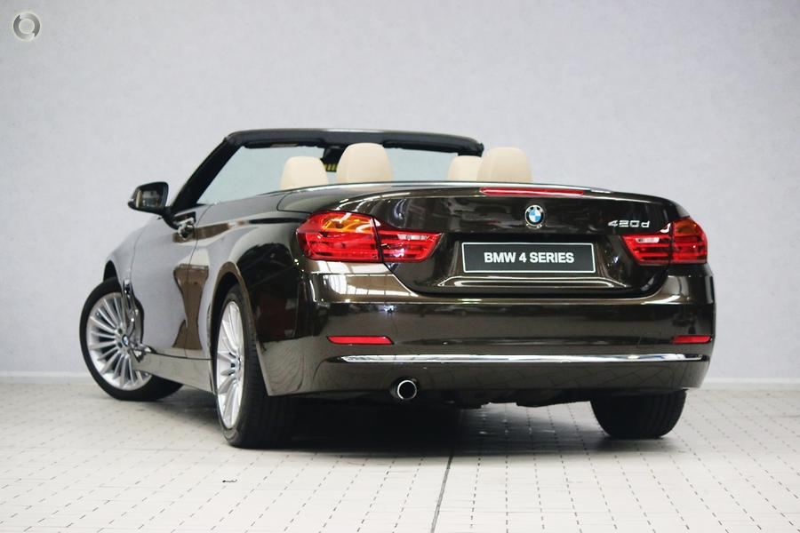 2014 BMW 420d Luxury Line