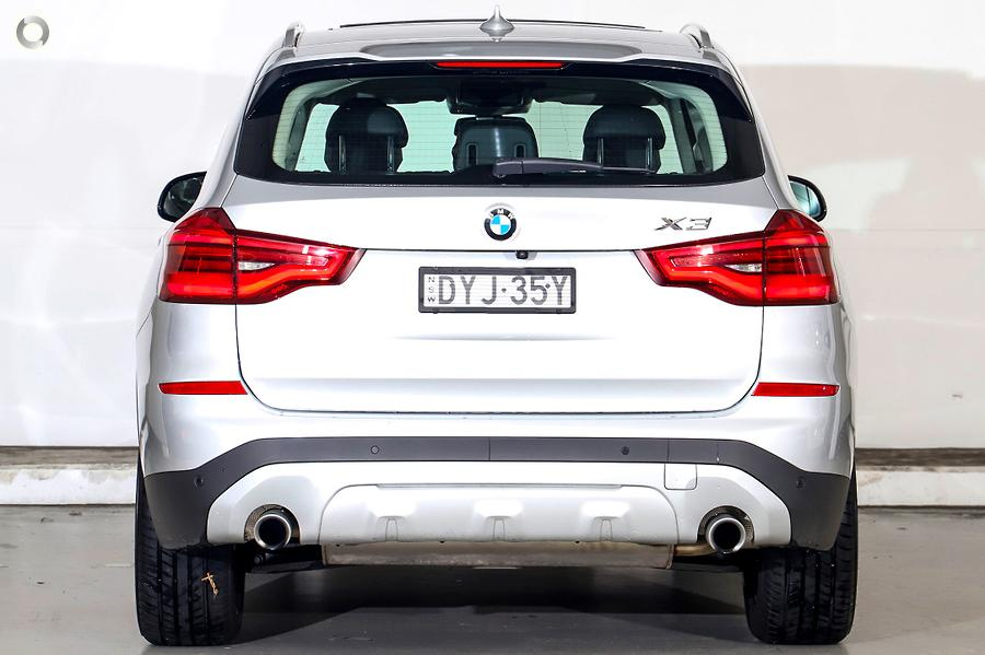 2018 BMW X3 sDrive20i