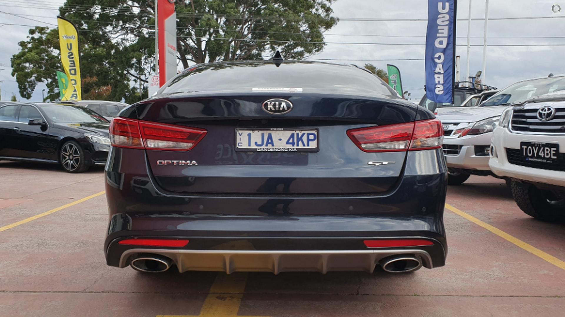 2017 Kia Optima GT JF