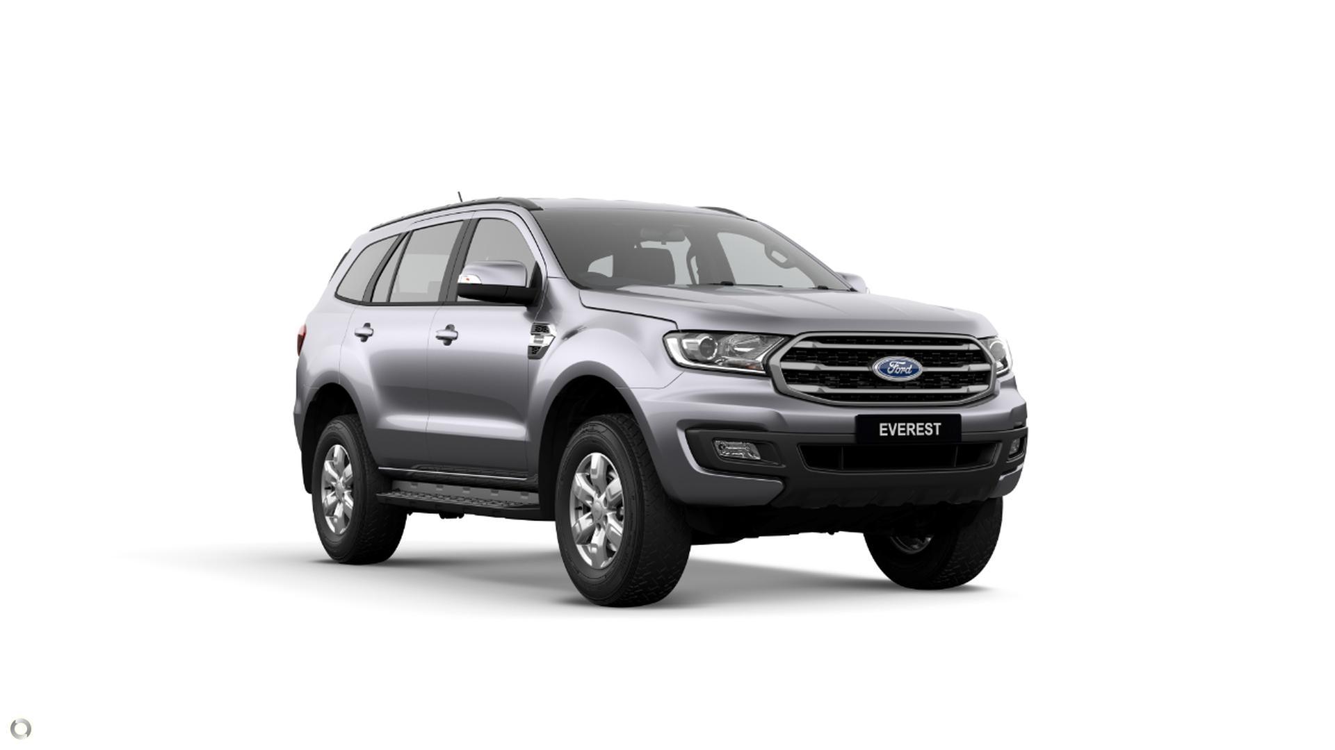 2018 Ford Everest UA II