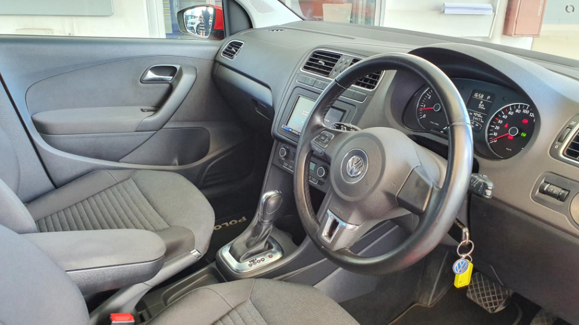 2010 Volkswagen Polo 77TSI Comfortline 6R