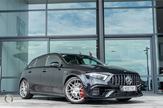 2020 Mercedes-AMG A 45