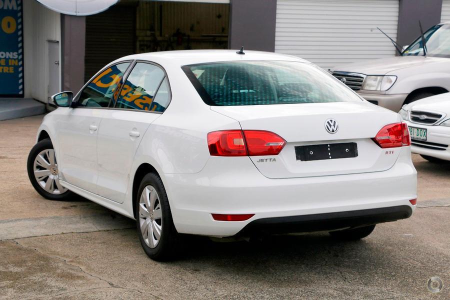 2014 Volkswagen Jetta 118TSI 1B