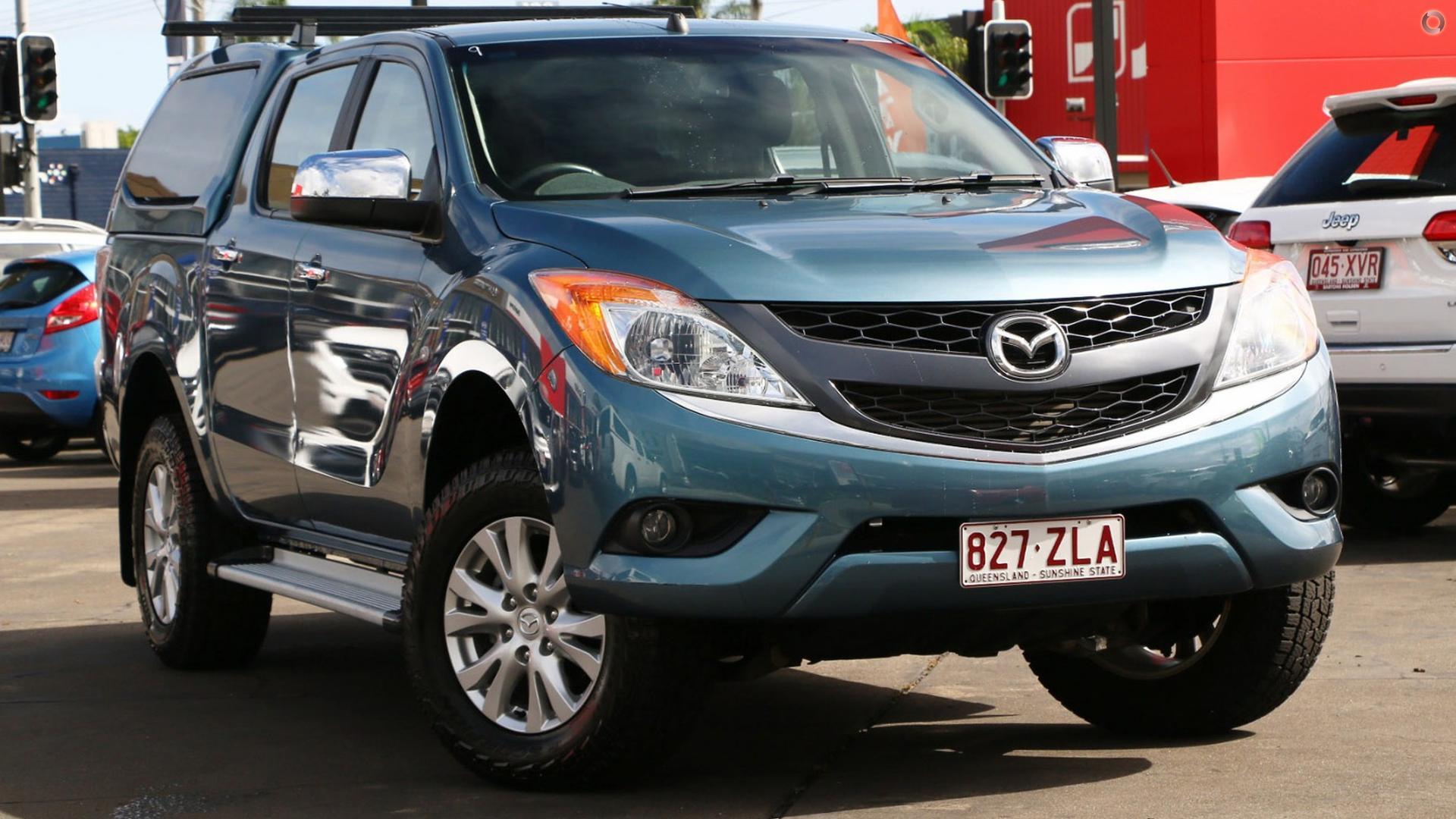 2015 Mazda Bt-50 UR