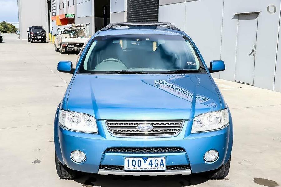 2005 Ford Territory Ghia SX