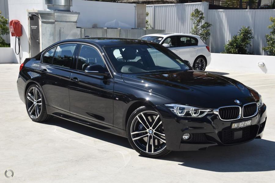 2018 BMW 340i M Sport