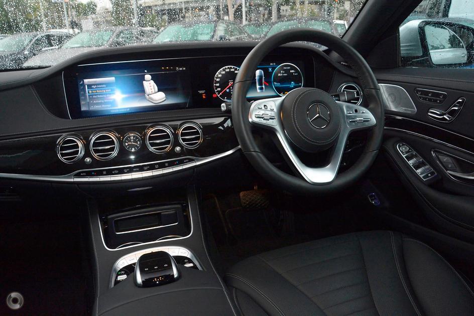 2017 Mercedes-Benz S 400 Sedan