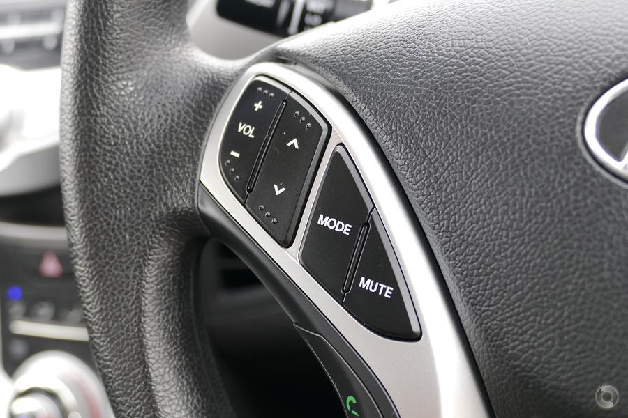 2011 Hyundai Elantra Active MD