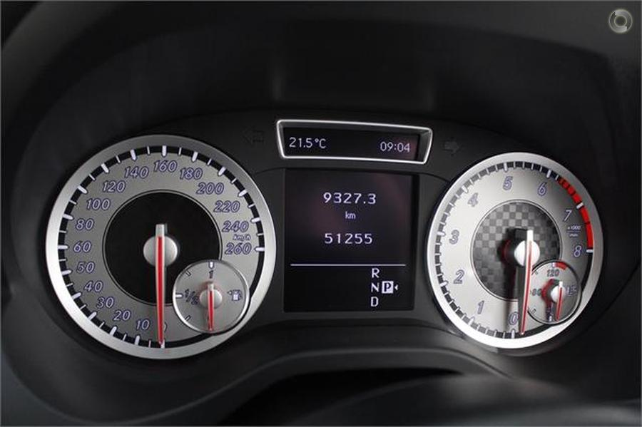 2013 Mercedes-Benz A 250 Hatch