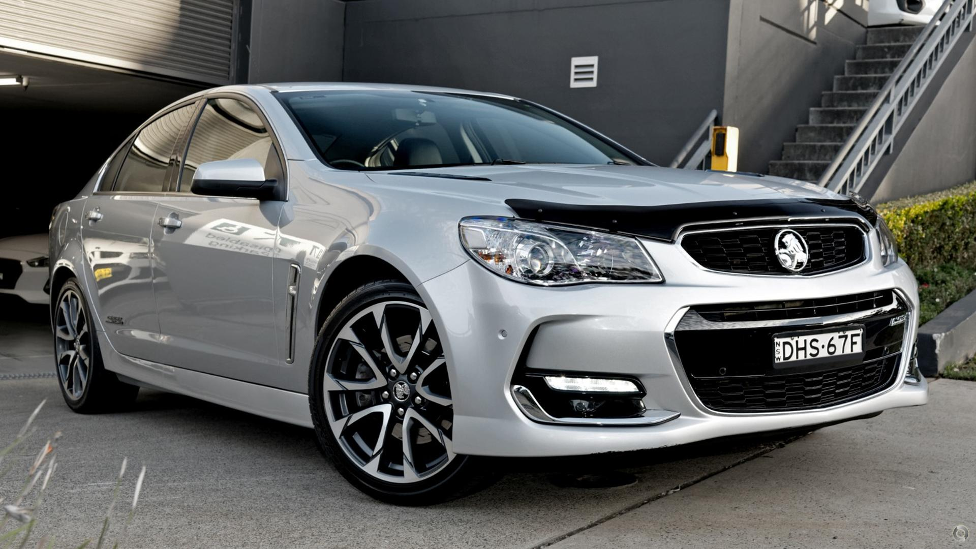 2016 Holden Commodore VF Series II