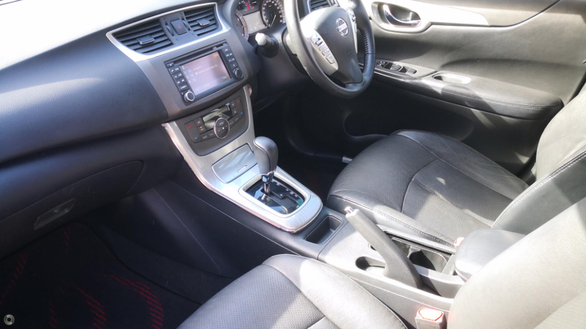 2015 Nissan Pulsar SSS C12 Series 2
