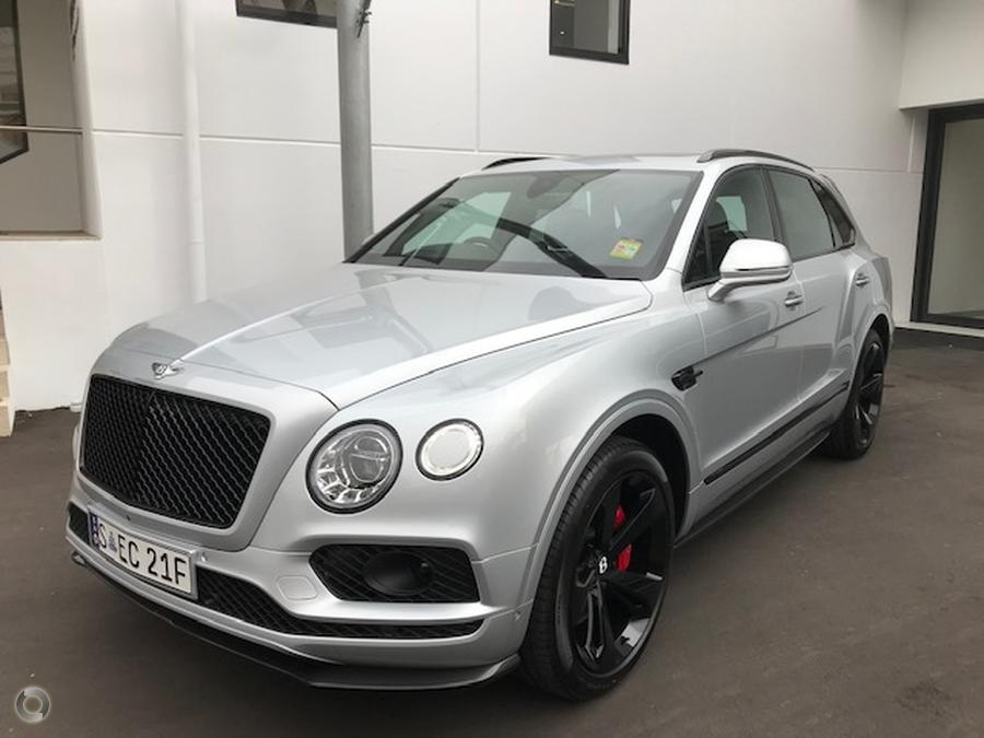 2018 Bentley Bentayga  4V