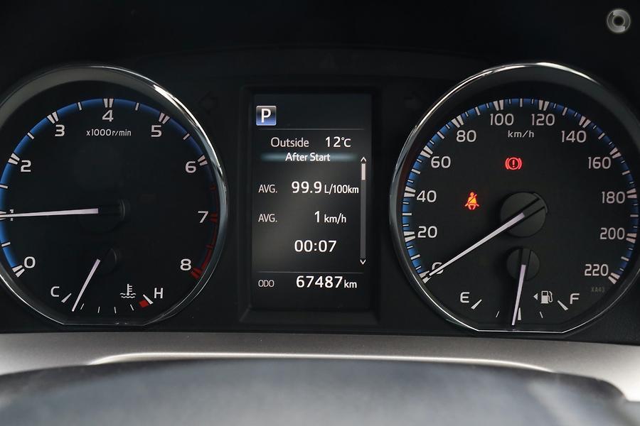 2016 Toyota RAV4 GXL ASA44R