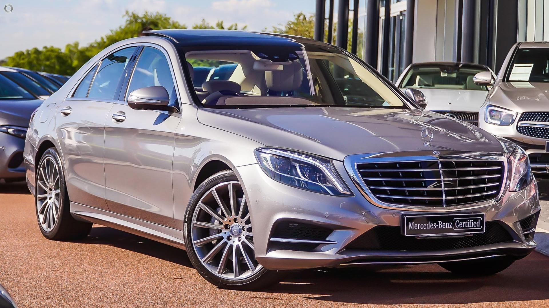 2014 Mercedes-Benz S 350 BLUETEC Sedan