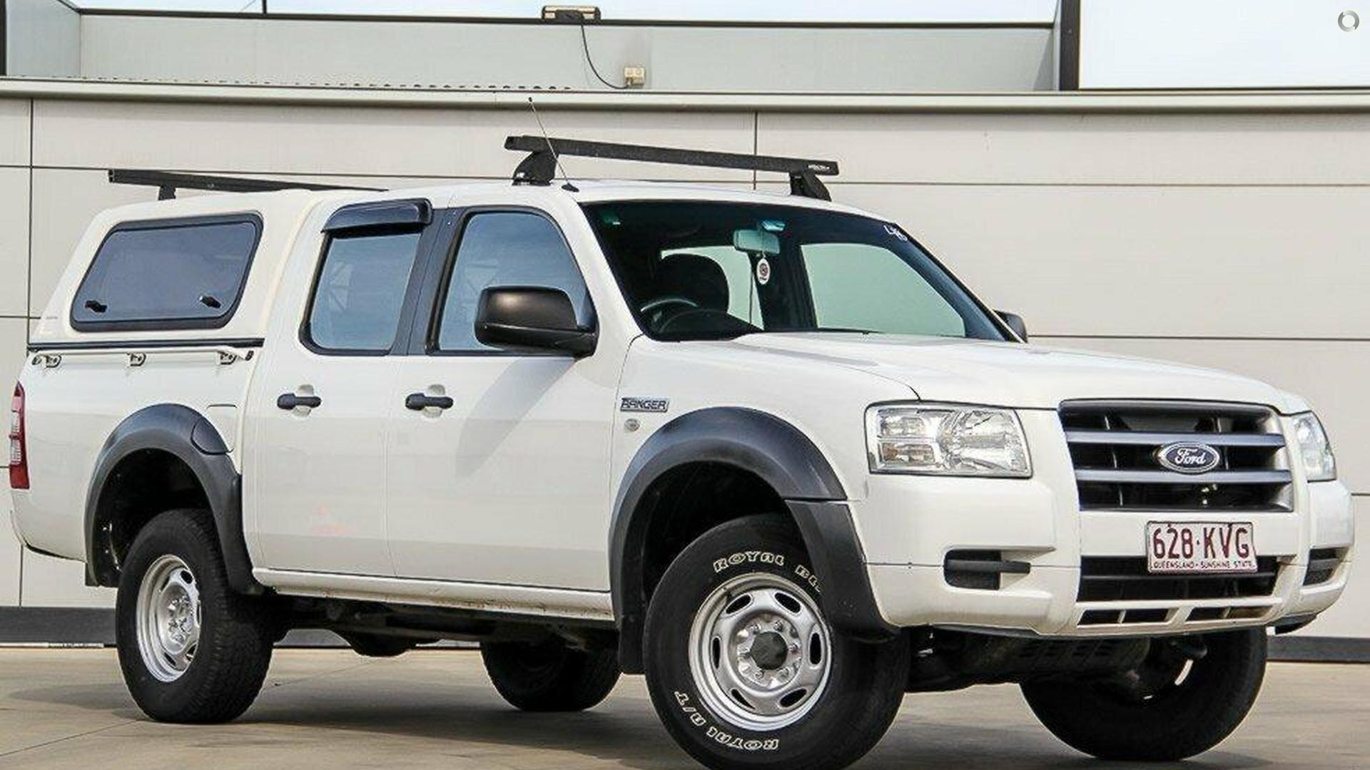 2007 Ford Ranger PJ