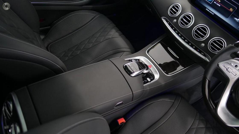 2018 Mercedes-Benz S 560 Coupé