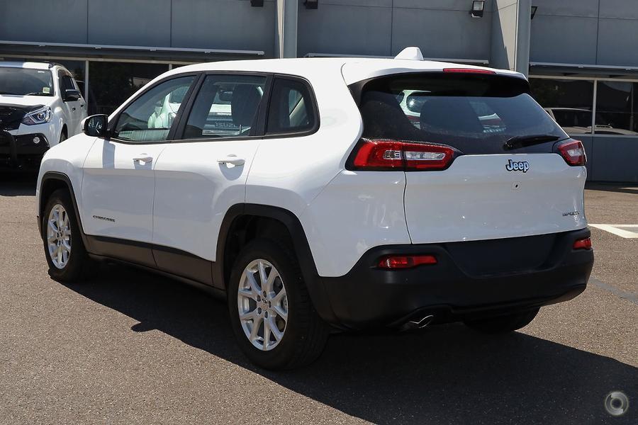 2015 Jeep Cherokee Sport KL