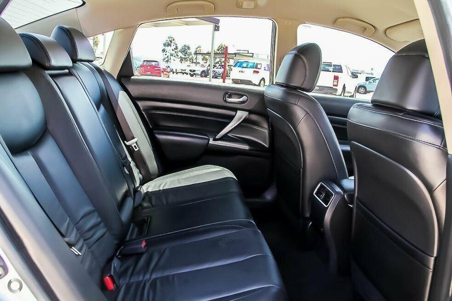 2009 Nissan Maxima 350 ST-S J32