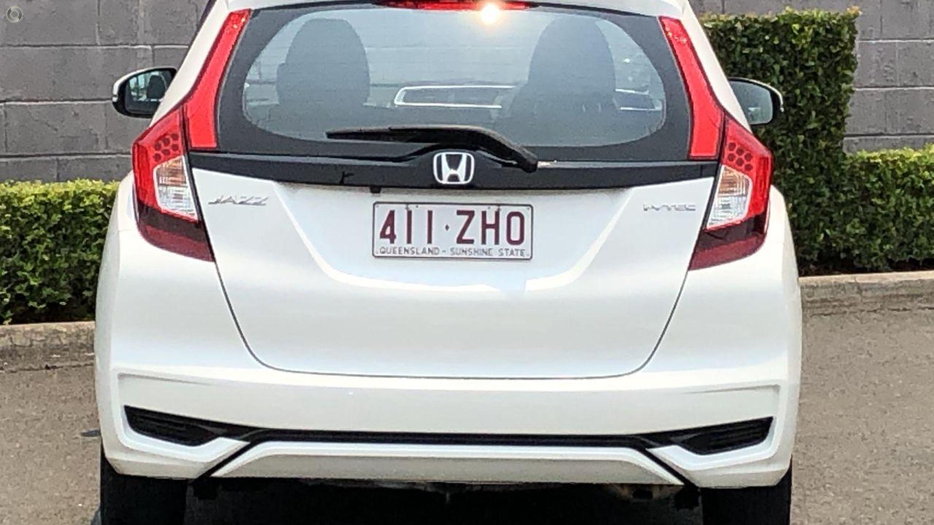 2018 Honda Jazz VTi GF