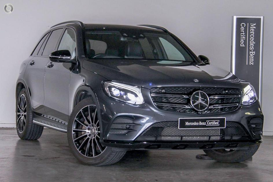 2015 Mercedes-Benz GLC 250 Wagon