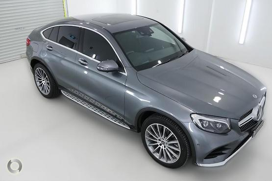 2017 Mercedes-Benz <br>GLC 250