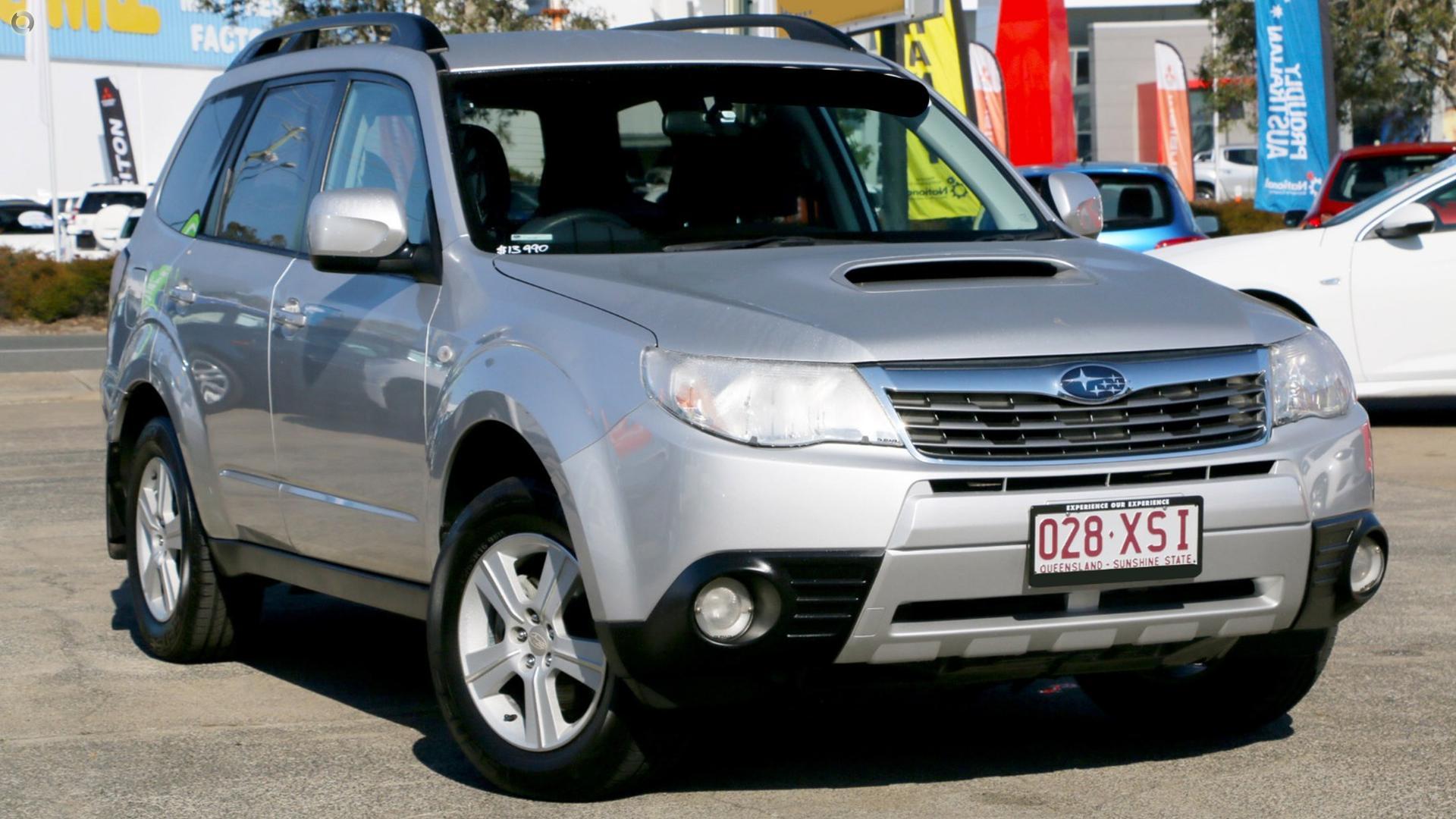 2010 Subaru Forester S3