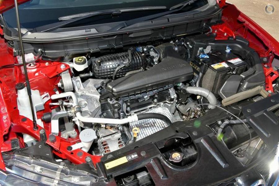 2014 Nissan X-Trail ST-L